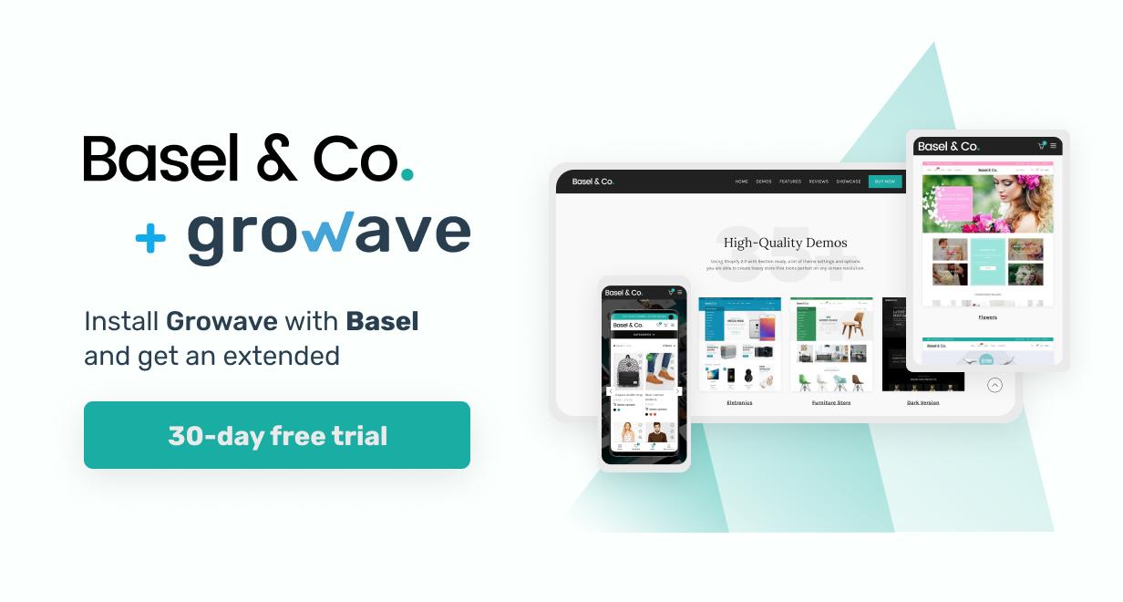 Basel – Multipurpose Ecommerce Shopify Theme, Gobase64