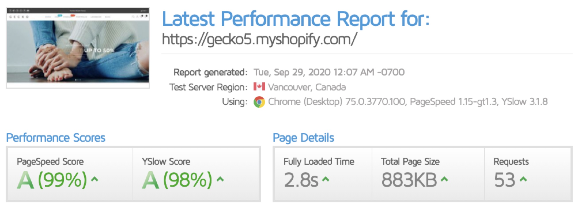 Gecko 5.0 - Responsive Shopify Theme - RTL support - 1