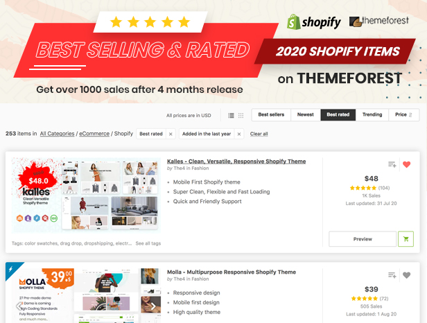 Kalles - Clean, Versatile, Responsive Shopify Theme - RTL support - 4