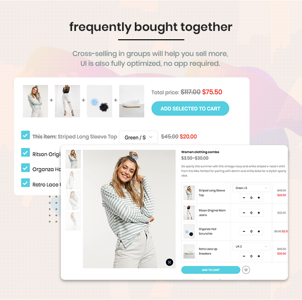 product bundle Frequently Bought Together shopify