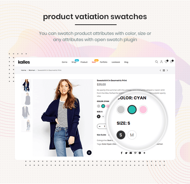 Kalles - Clean, Versatile, Responsive Shopify Theme - RTL support - 12