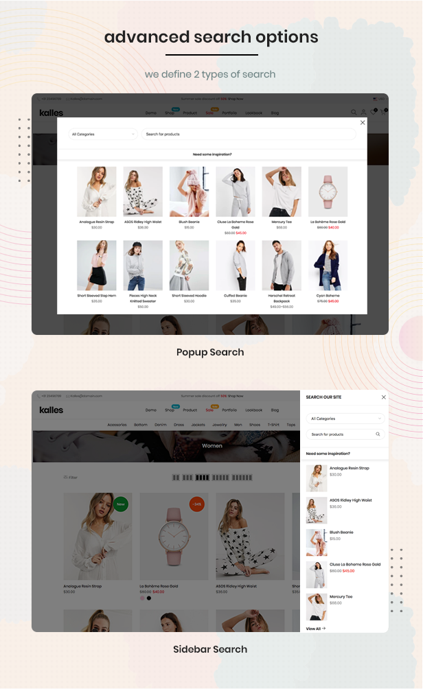 Kalles - Clean, Versatile, Responsive Shopify Theme - RTL support - 26