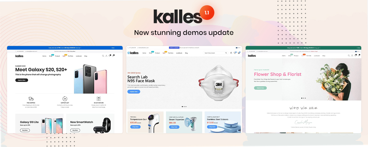 Kalles - Clean, Versatile, Responsive Shopify Theme - RTL support - 9