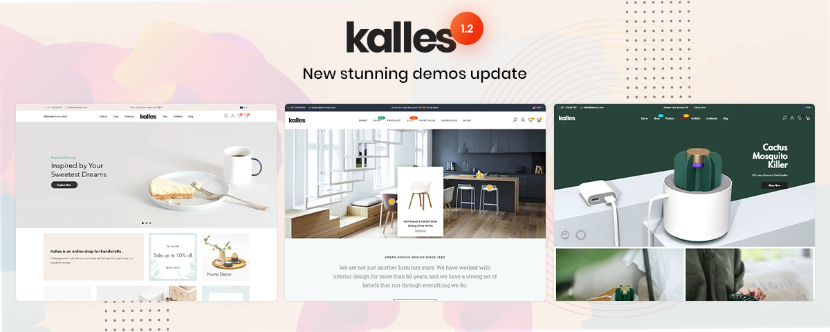 Kalles - Clean, Versatile, Responsive Shopify Theme - RTL support - 8