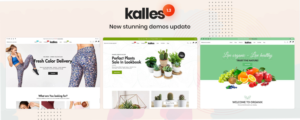 Kalles - Clean, Versatile, Responsive Shopify Theme - RTL support - 7