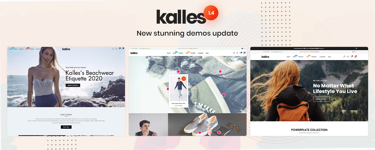 Kalles - Clean, Versatile, Responsive Shopify Theme - RTL support - 6