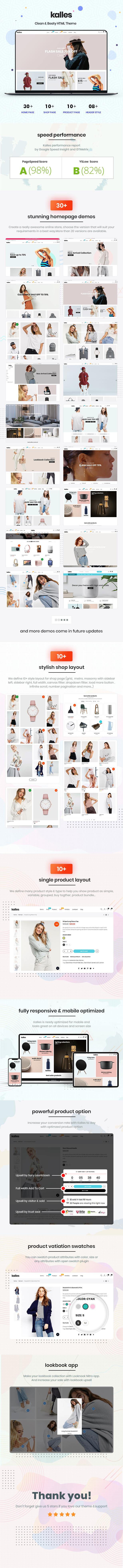 Kalles - eCommerce HTML Template - 1